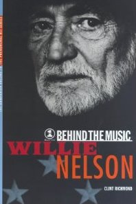 Willie Nelson by Clint Richmond